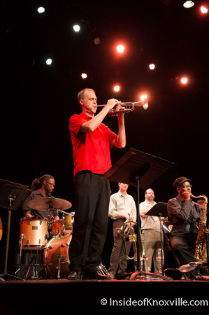 Five Plus Six, Bijou Theatre, Knoxville, July 2014
