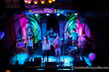 Marina Orchestra, Band Eat Band Finals, Scruffy City Hall, Knoxville, June 2014