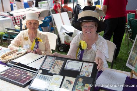 East Tennessee History Fair, Knoxville, August 2014