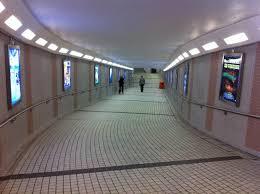 Medium Level Interior Tunnel