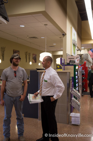 Publix at University Commons, Knoxville, August 2014