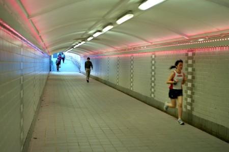 Simple Interior Tunnel
