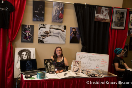 Tattoo Convention, Holiday Inn Exhibition Center, Knoxville, August 2014