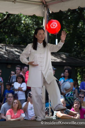 Asian Festival, Krutch Park, Knoxville, September 2014