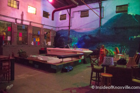 Bar Marley Grand Opening Party, Knoxville, September 2014