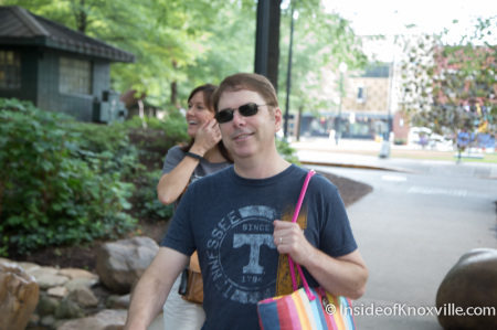 Cool Guy on the Street, Knoxville, September 2014