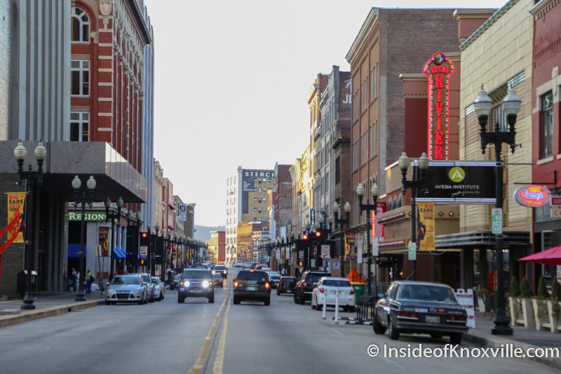 Downtown Knoxville Hotels Near Market Square