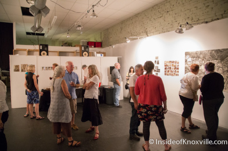 Emory Place Photography Exhibit, Knoxville, September 2014