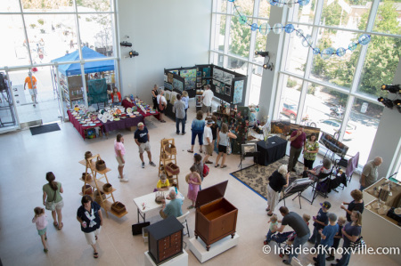Knoxville Museum of Arts, Fall Arts Fair, Knoxville, September 2014