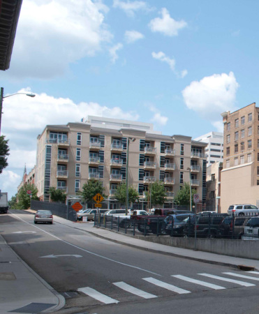 Park Hotel Site, Knoxville, 2013