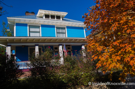 1619 Jefferson, Parkridge Home Tour, Knoxville, October 2014