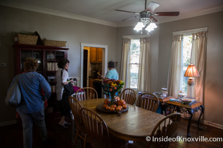 1805 Jefferson, Parkridge Home Tour, Knoxville, October 2014