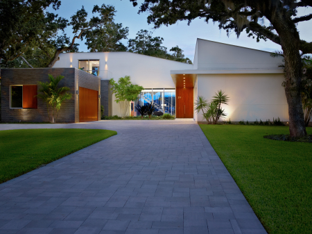 Barrier Island House (Photo by Brandon F. Pace)