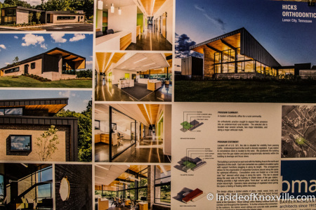 Candidate Projects for Awards at the East Tennessee AIA Chapter