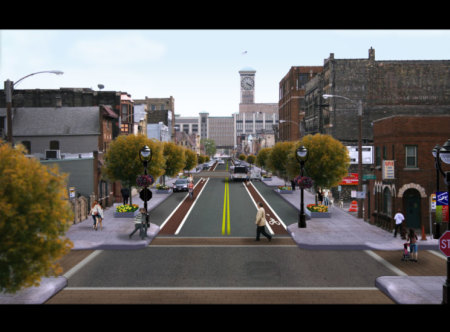 Photo from http://usa.streetsblog.org/2011/05/05/reps-matsui-latourette-introduce-complete-streets-bill/