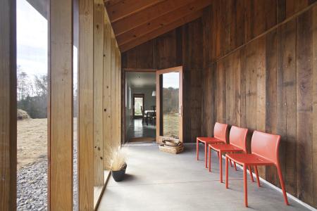 Frugal Farmhouse (Photo Robert Batey Photography)