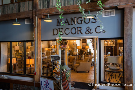 Mango's Decor and Co., Knoxville, October 2014