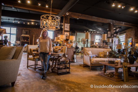 Shawn Wise, Mango's Decor and Co., Knoxville, October 2014