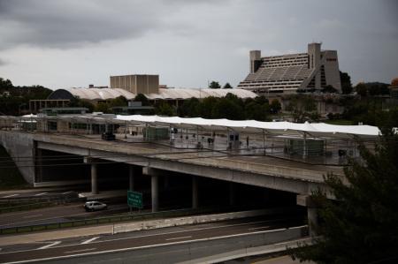 Transportation Center, Knoxville, October 2014