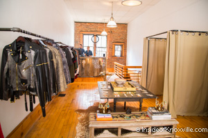 Bula Boutique, 115 South Gay Street, Knoxville, November 2014