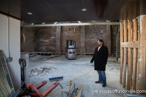 Knox Whiskey Works, Knoxville's First Distillery, Set to Open Downtown This Spring