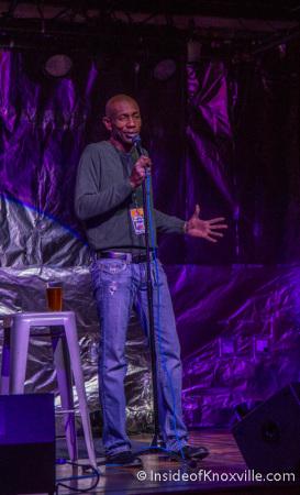 Tim Northern, Scruffy City Hall, Scruffy City Comedy Festival, Knoxville, November 2014