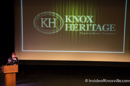 Kim Trent Introduces the 2014 Knox Heritage Preservation Awards