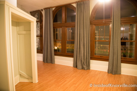 Open House at 119 S. Central Street, Knoxville, November 2014