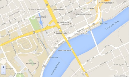 Right-sized Neyland Map