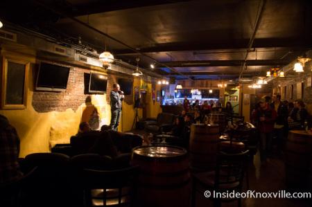 Jack Cellar, Scruffy City Comedy Festival, Jack Cellar, Knoxville, November 2014