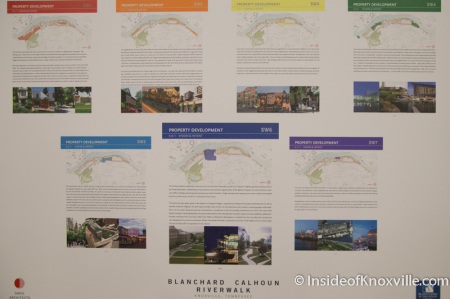 Sector Plans for the South Waterfront, Knoxville, November 2014