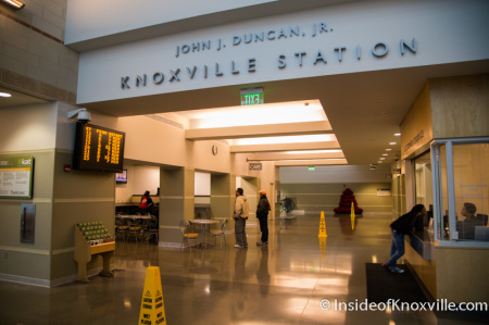 Knoxville Transportation Center, December 2014
