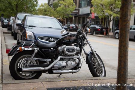 Cool Bike on the Street