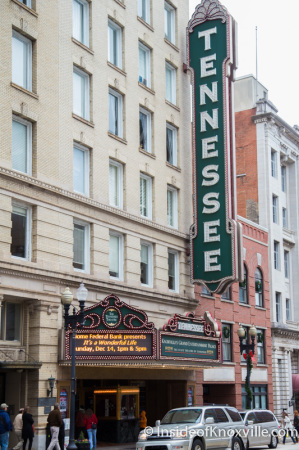 """It's a Wonderful Life,"" Tennessee Theatre, Knoxville, December 2014"