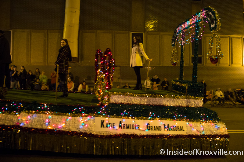 knoxville christmas parade 2014