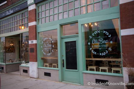 OliBea, 119 S. Central, Knoxville, December 2014