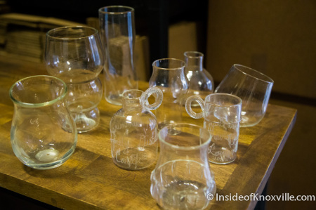 Pretentious Glass Company, Knoxville, December 2014