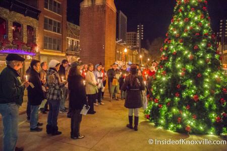 Strollstice, Knoxville, December 2014