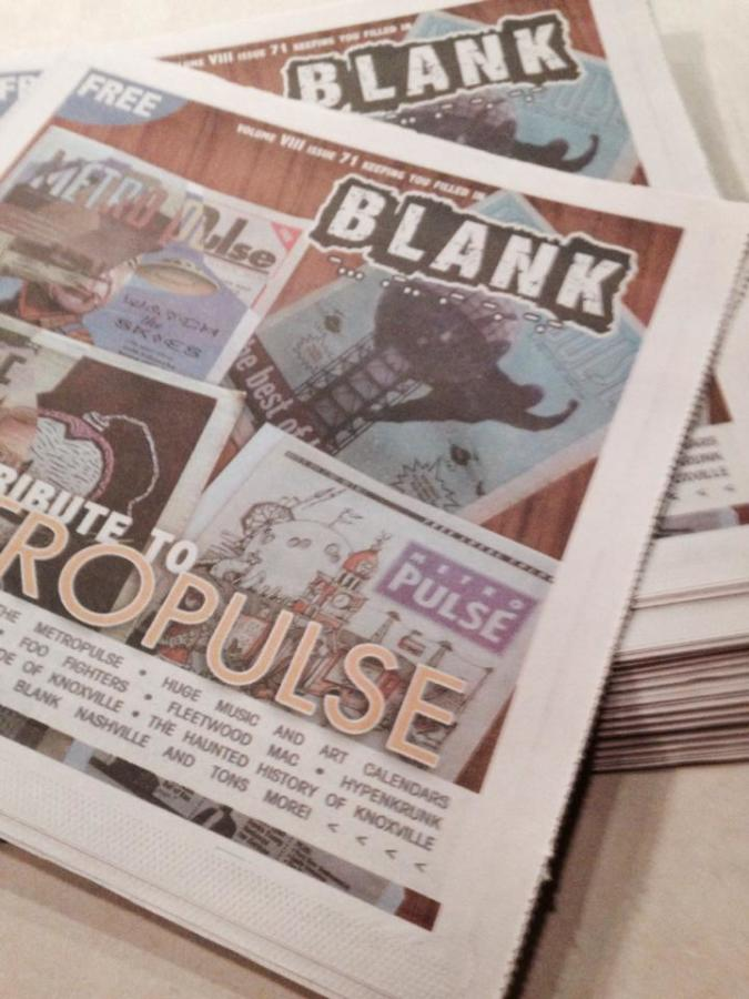Who's on First? Knoxville's Post-Metro Pulse Independent Landscape