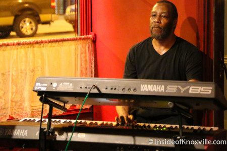 Donald Brown, Bistro at the Bijou, Knoxville-2