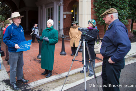 Climate Change Gathering, Howard H. Baker, Jr. Federal Courthouse, Knoxville, January 2015