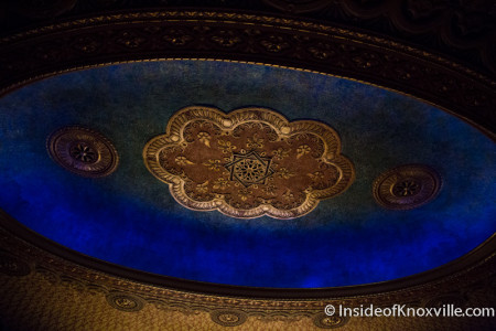I Love Photographing this Place, Martin Luther King, Jr. Celebration, Tennessee Theatre, Knoxville, January 2015