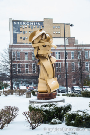 Albert Paley, Envious Composure, Knoxville, February 2015