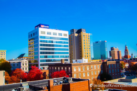 Cityscapes, Knoxville, November 2014-1