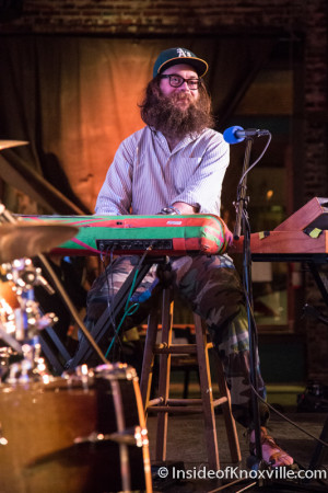 Bobby Bare Jr., Waynestock 2015 Night Two, Relix, Knoxville, January 2015