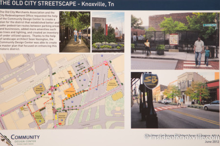 Old City Streetscape Project