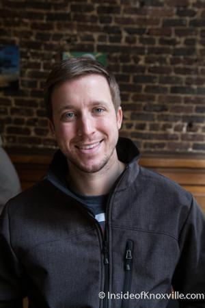 Blaine Wedekind, Knoxville, February 2015