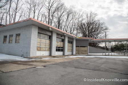 Future Home of Balter Brewing, Knoxville, February 2015