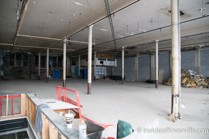 Inside the Kress Building
