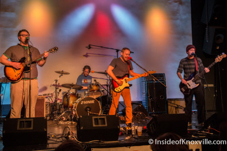 Madre, Waynestock 2015 Night Two, Relix, Knoxville, Janurary 2015